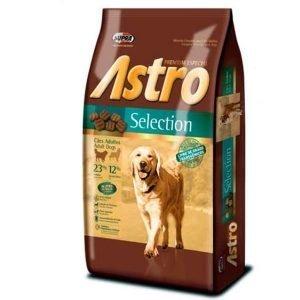 astro-selection