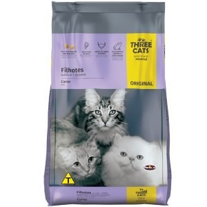 threecats-gatitos-alimento-gatos