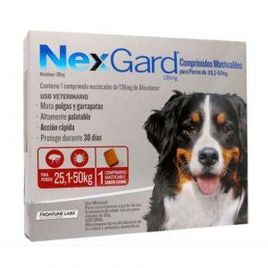 nexgard-25-a-50