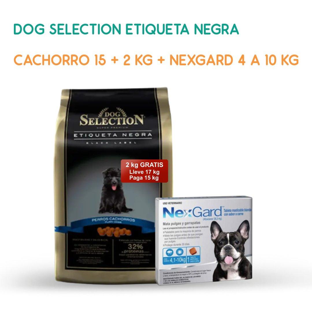 Promo-octubre-nexgard-dog-selection